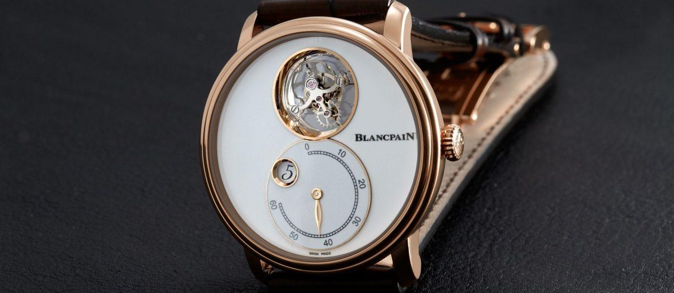 【每週一錶】留白的美學,清澈的技藝:寶珀Villeret陀飛輪跳時逆跳分鐘腕錶