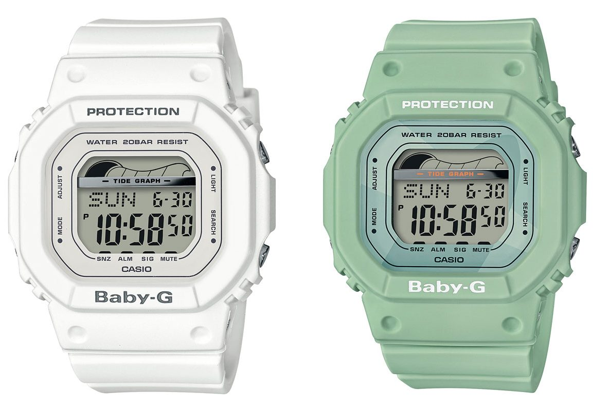 (左起)BLX-560-7,參考售價NTD 2,400/BLX-560-3,參考售價NTD 2,400。