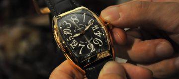 不用等星期五才瘋狂:時時瘋狂的Franck Muller Crazy Hours腕錶