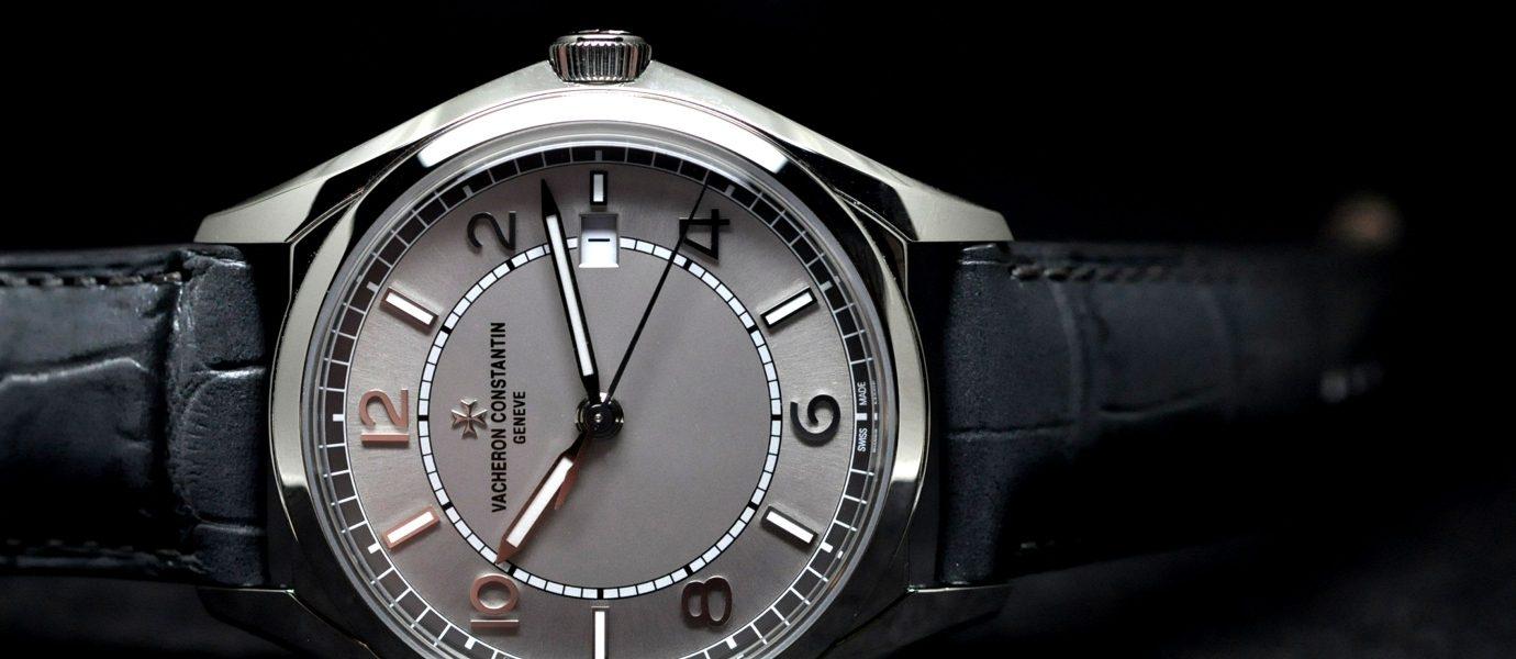 【每週一錶】江詩丹頓FiftySix:買得起的高級腕錶