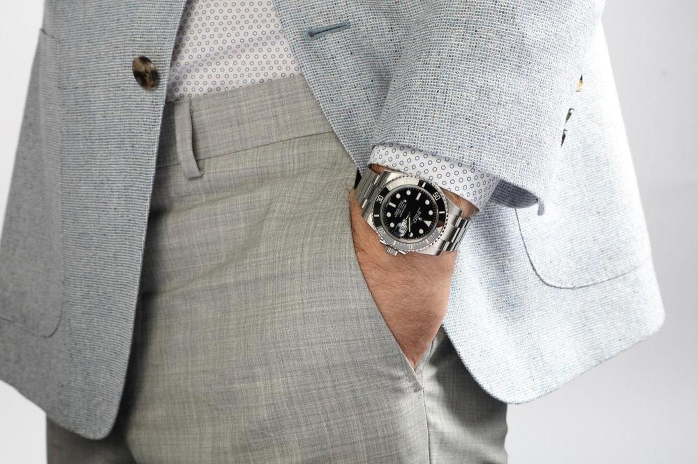 兩款極稀有英國特種偵察軍團制式勞力士 Submariner及Explorer II腕錶,正在蘇富比線上拍賣中