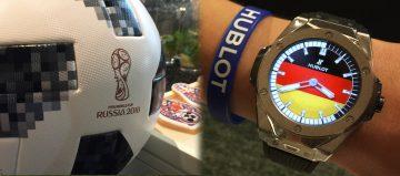 世足狂熱來襲:Hublot足球盛宴派對