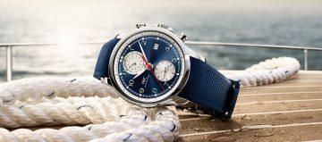 腕間夏日風情:IWC葡萄牙系列航海精英計時腕錶夏日特別版