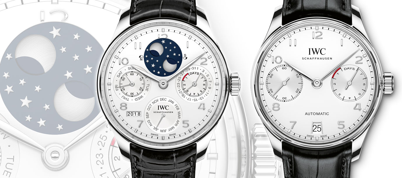 材質與功能的新組合:IWC葡萄牙系列新款腕錶