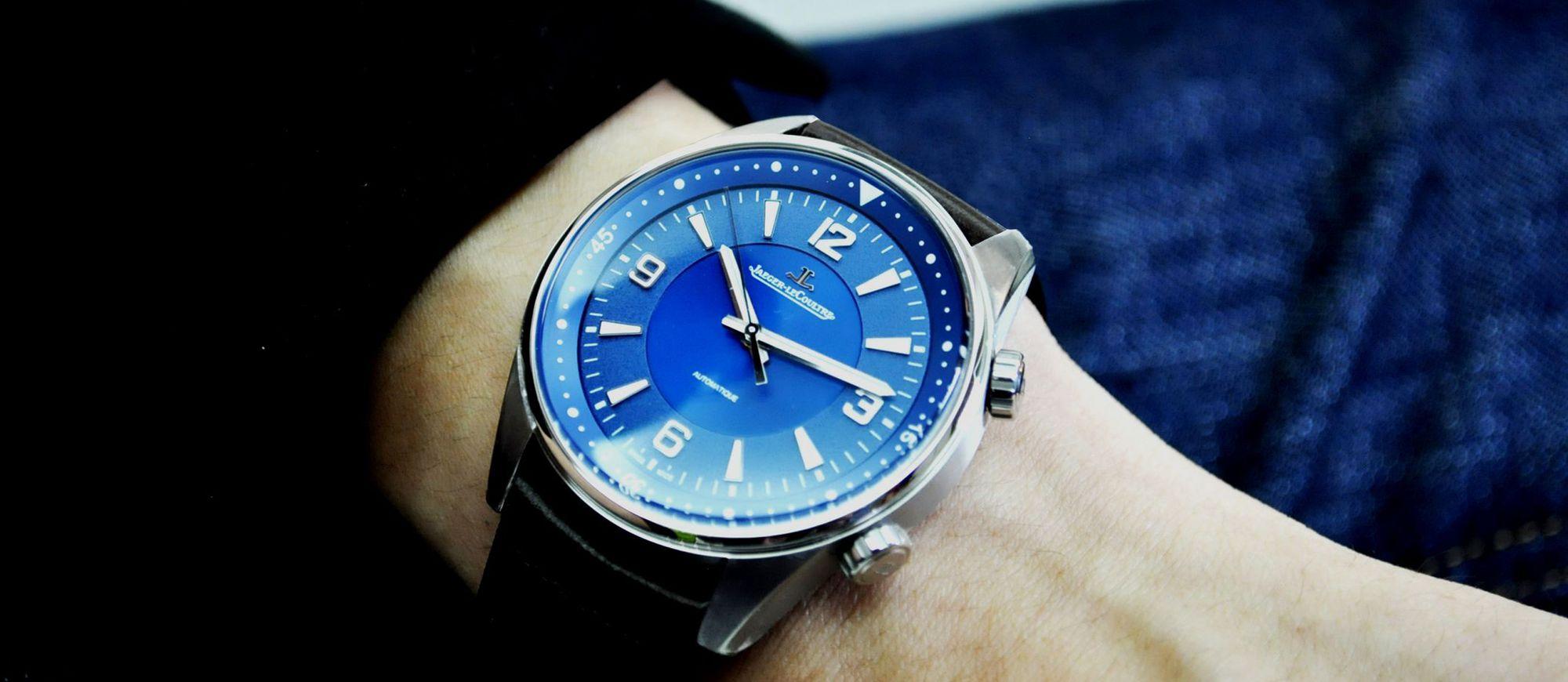 【每週一錶】積家Polaris:當50年前的錶款搭上現代運動風潮