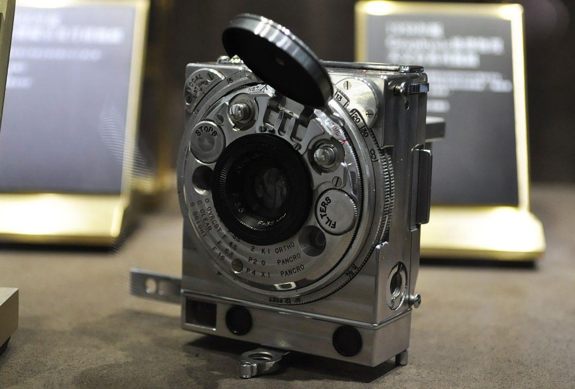 積家Compass照相機