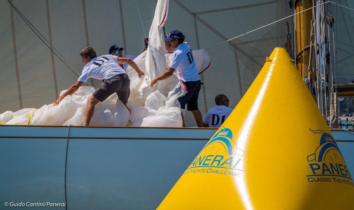2018年沛納海古典帆船挑戰賽之地中海巡迴賽首輪賽事,法國Les Voiles d'Antibes安提比斯帆船賽壯麗巡航