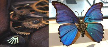 當機械錶零件遇上昆蟲 看《MeCre》如何詮釋