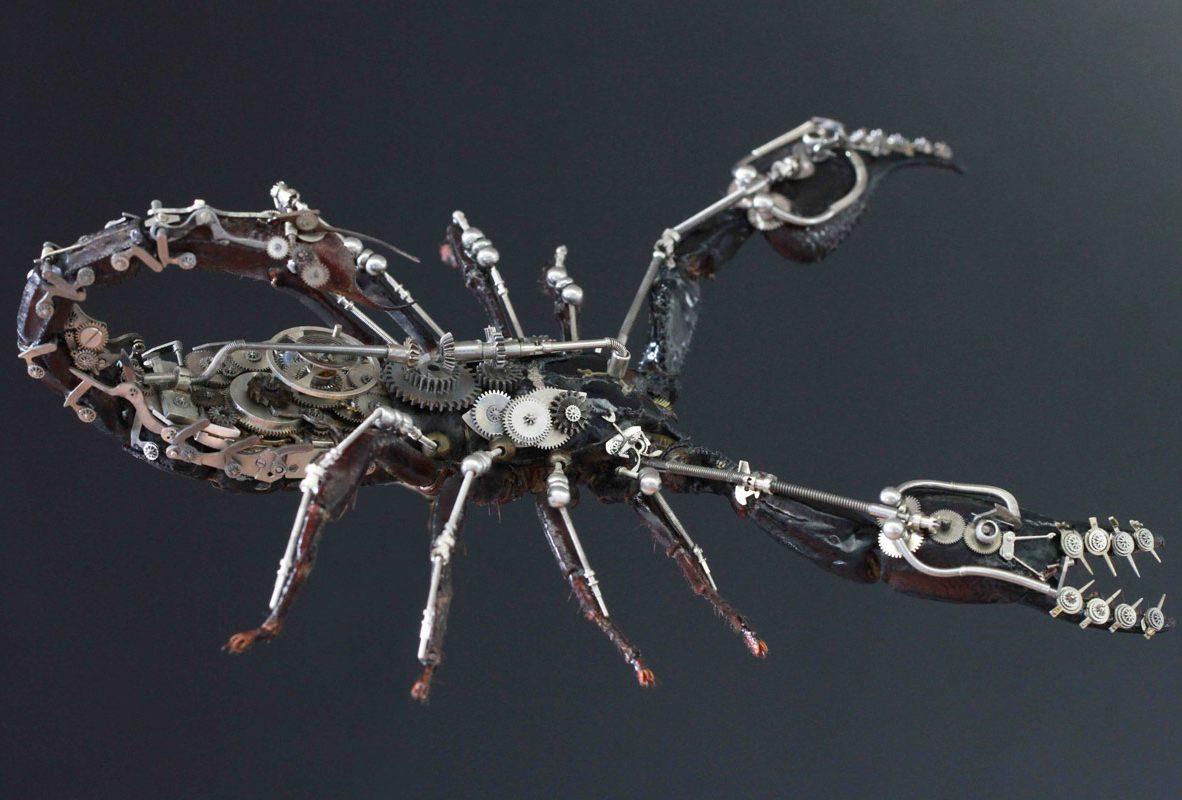 Scorpion Quintus(蠍子第5版本),參考售價NTD 248,000。