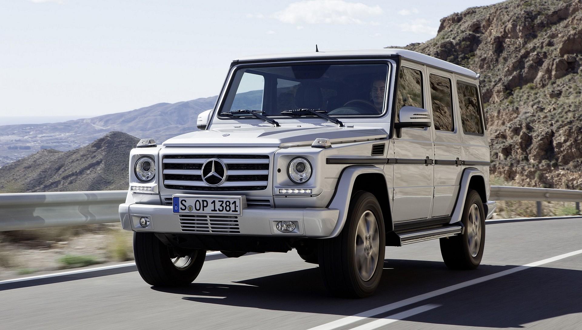 Mercedes-Benz G-Class傳奇延續 品味不容質疑