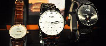 總裁親臨分享 跟著百歲Mido從古董看到新錶