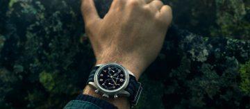 戴錶登山去!Montblanc新款1858系列腕錶