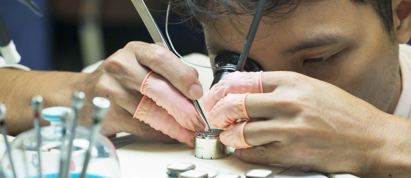 修復貴客的芯:Patek Philippe維修服務中心(下)