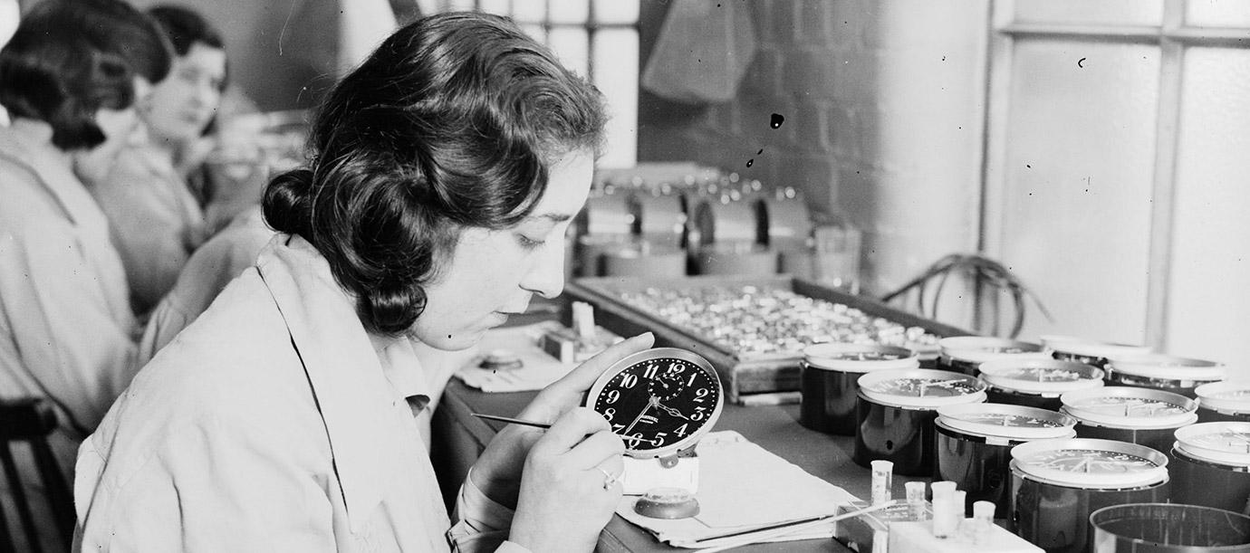 收藏家們注意:二戰古董錶輻射破表