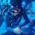 守護蔚藍: 寶齊萊柏拉維深潛腕錶Patravi ScubaTec精鋼款與知名主持人風間,為2018世界海洋日持續發力