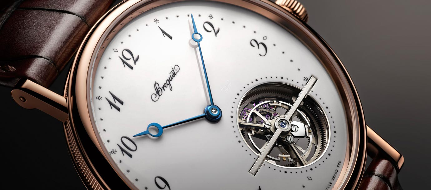 製錶史上最偉大發明:Breguet歡慶6/26陀飛輪日