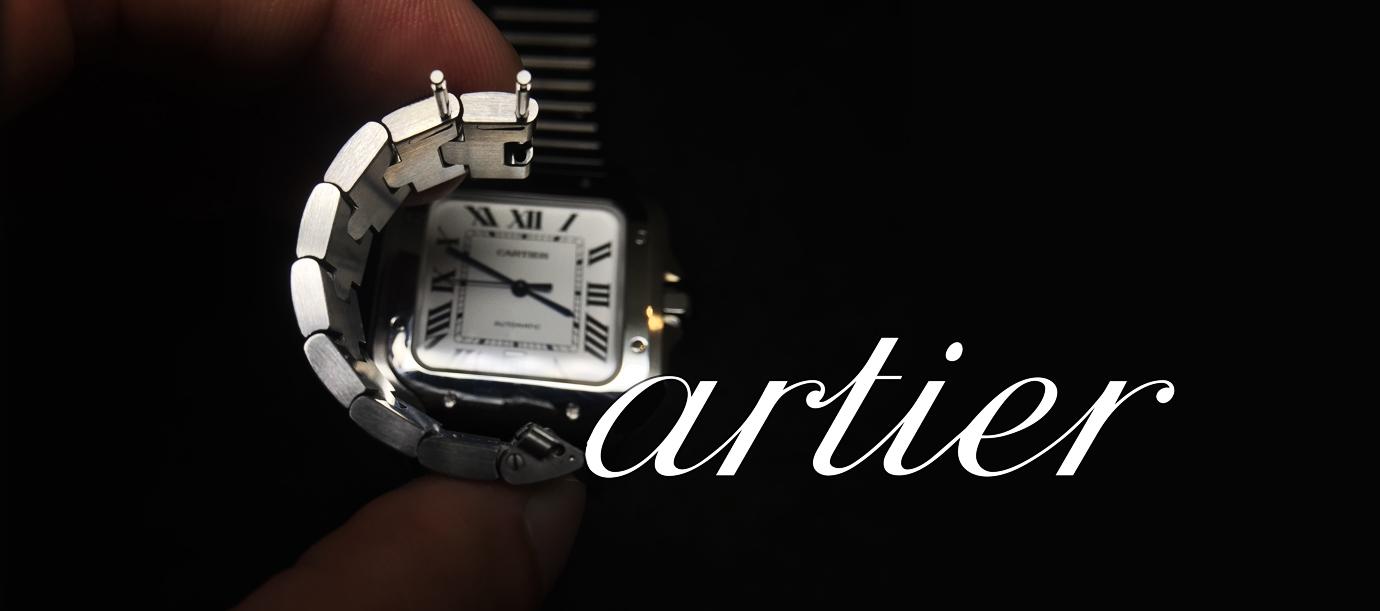 【每週一錶】Santos de Cartier:快拆鍊節好好玩!