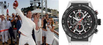 重返賽車聖地: TAG Heuer發表三款白色主題腕錶