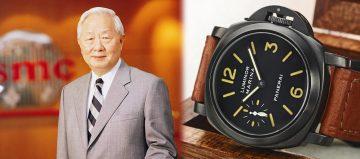 【錶語時事】從張忠謀與台積電登頂看錶界成功領導者