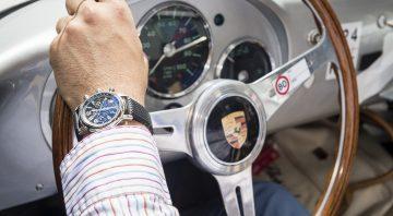 蕭邦推出Mille Miglia 2018 Race Edition競賽版腕錶,歡慶與Mille Miglia賽事30週年紀念