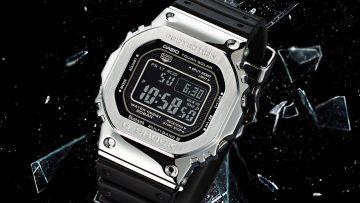 超熱不鏽鋼再來一波:G-Shock GMW-B5000快來搶