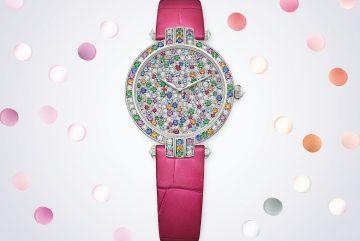 海瑞溫斯頓卓時 Premier 系列 Winston Candy 31 毫米自動腕錶