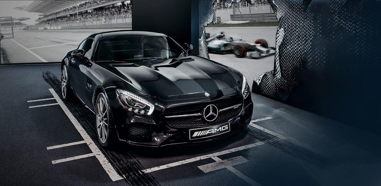 Mercede-AMG極限F1購車優惠方案引領極致的你,空降F1熱血賽道