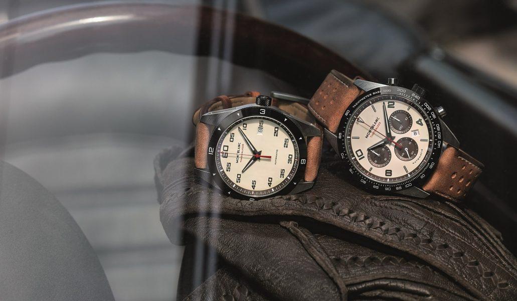 讚揚賽車精神:萬寶龍連兩年擔任Goodwood官方計時器夥伴,推出全新TimeWalker時光行者系列限量款腕錶
