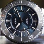 夏天就要你們:Oris全新潛水錶系列