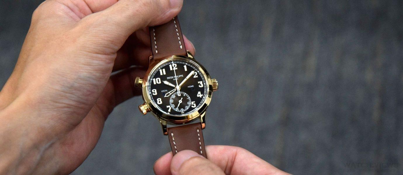 【每週一錶】Patek Philippe 7234R-001:現在不流行大錶!