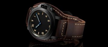 復古加州錶盤:Panerai Luminor California 8 Days DLC腕錶