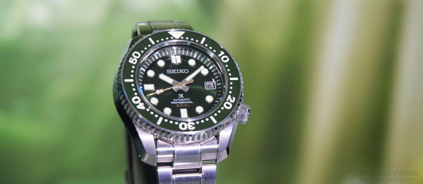 【每週一錶】Seiko Prospex 1968自動機芯潛水錶紀念限量款