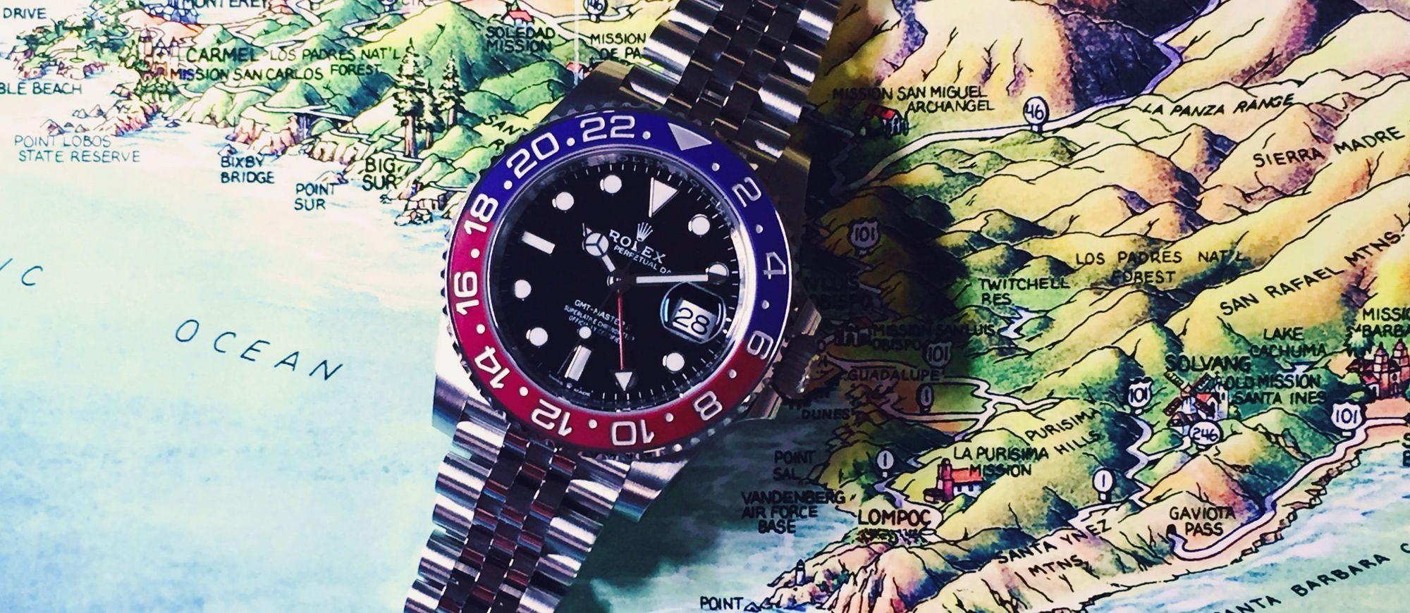 【每週一錶】勞力士GMT Master II-126710 BLRO:誰搶到算誰厲害!