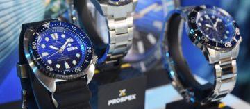 日式潛水風:Seiko Prospex系列新款大集合(Video)