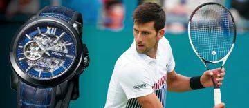 為小丑球王而生:Seiko Premier Novak Djokovic Automatic