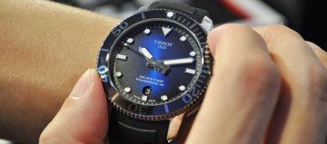 高CP值潛水錶:Tissot Seastar 1000海星系列