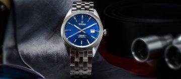 給不同風格的爸爸們:Titoni父親節推薦錶款