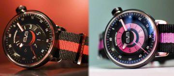 收斂的狂野:BOMBERG BB-01系列腕錶(Video)