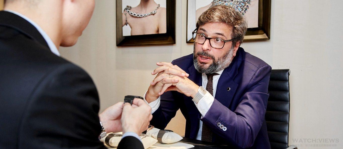 創造趨勢,無可取代:專訪Bulgari腕錶董事總經理Guido Terreni