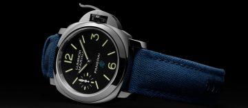 就愛錶冠護橋:Panerai Luminor新款腕錶