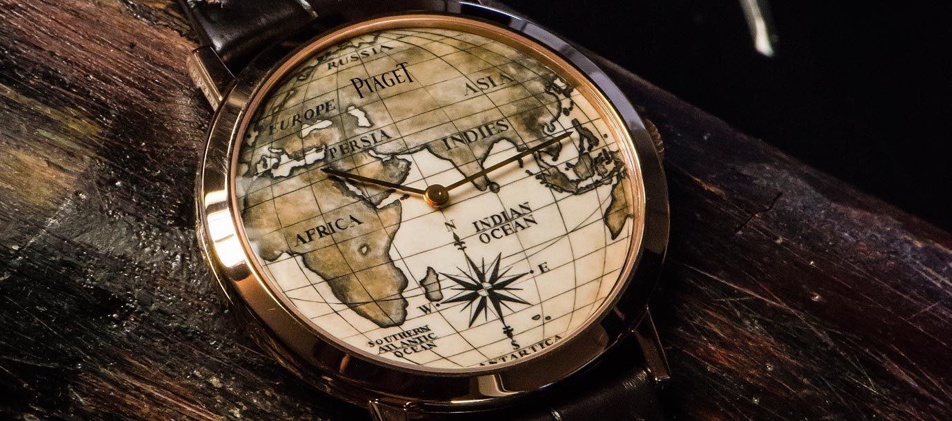 融會古老技法:Piaget腕錶的極致工藝