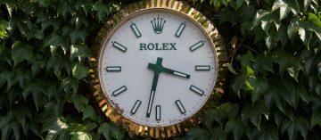 精彩四十載:Rolex與溫布頓網球錦標賽