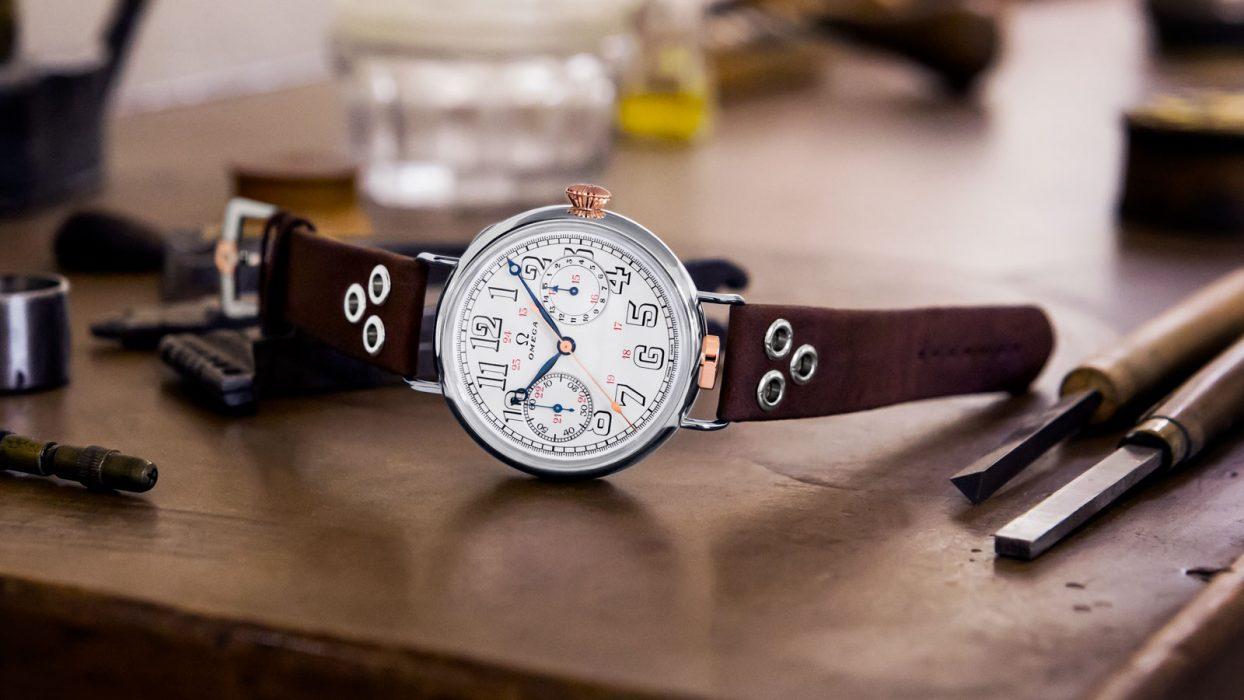輝煌歷史再獲新生:歐米加Specialities First Omega Wrist Watch「首創款歐米茄腕錶限量版」