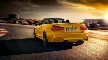 三百分之一的性能典藏:全新BMW M4敞篷跑車30週年紀念版限量上市