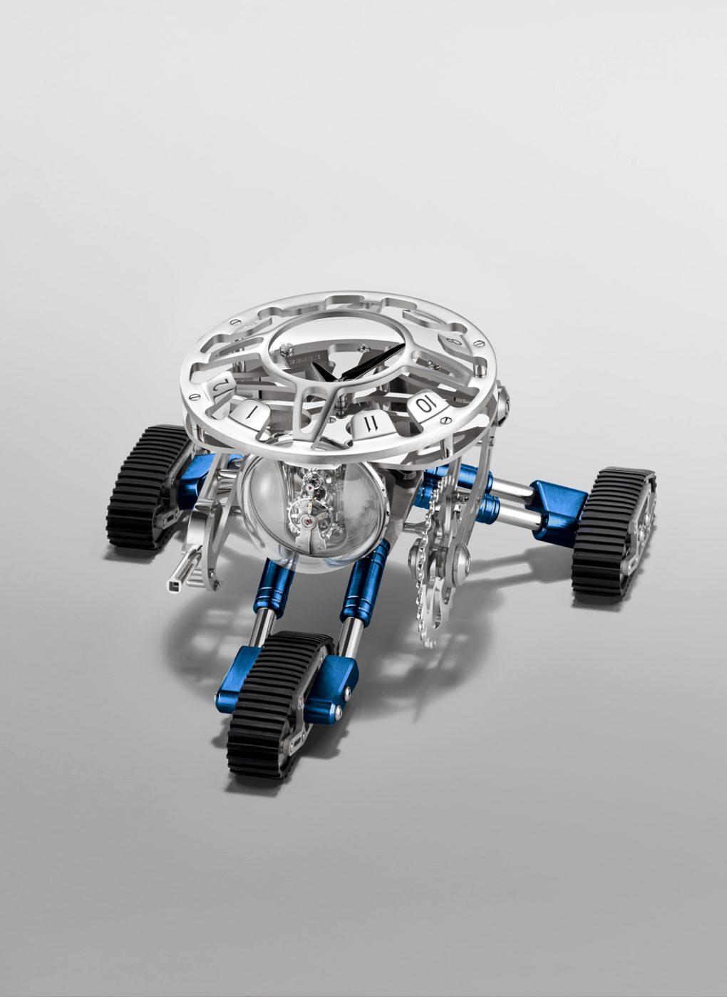 Grant座鐘藍色款式,限量50座