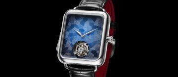 Apple Watch無可取代的製錶功力:H. Moser & Cie. Swiss Alp Watch三問陀飛輪腕錶