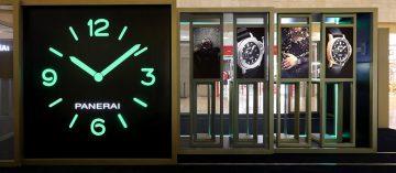 兩大複雜腕錶加持:Panerai南京德基錶展