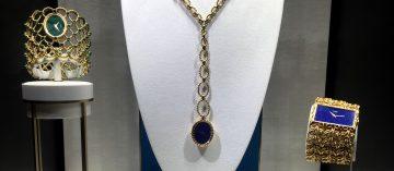 在珠寶上鑲嵌時間:Piaget珠寶錶后時光風華展