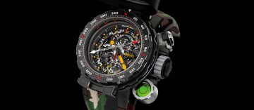 藍波專用:RICHARD MILLE RM 25-01 Tourbillon Adventure