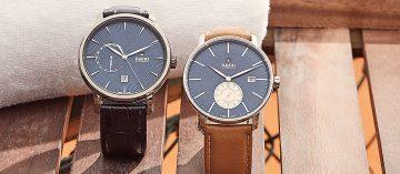 簡約文青風:Rado COUPOLE Classic腕錶